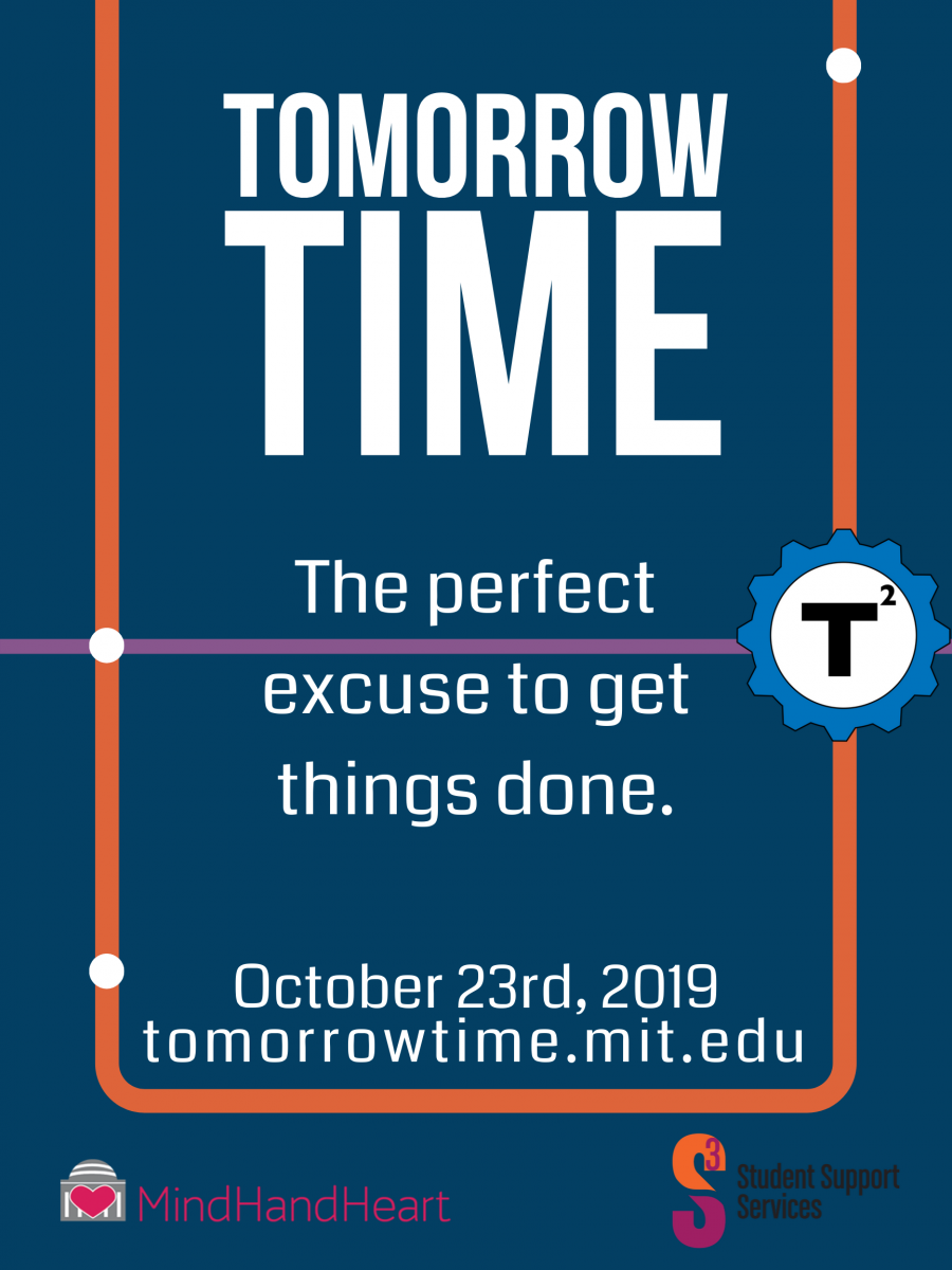 Tomorrow Time: The Perfect Excuse to Get Things Done